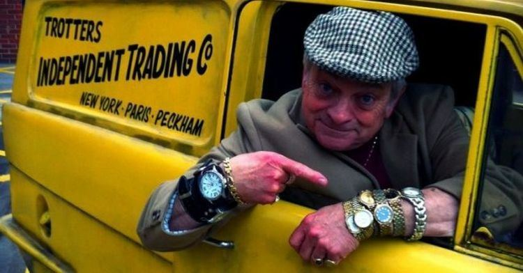Del Boy Del Boy Lookalike to Hire for Weddings amp Corporate Events