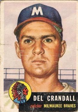 Del Crandall Del Crandall Society for American Baseball Research