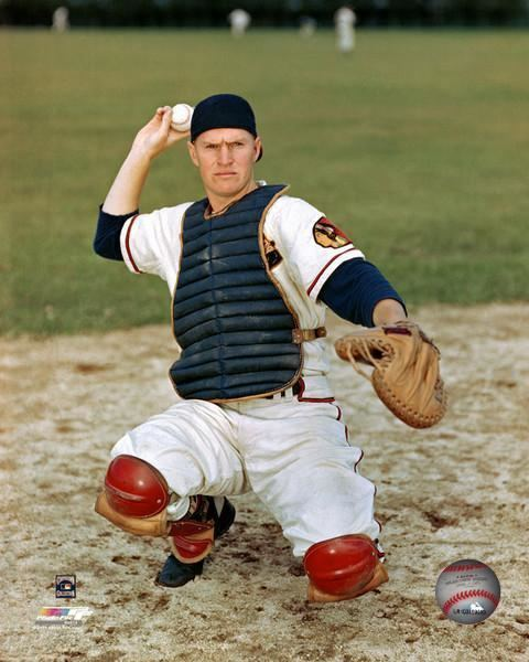 Del Crandall Photo File sports photos and collectibles Baseball