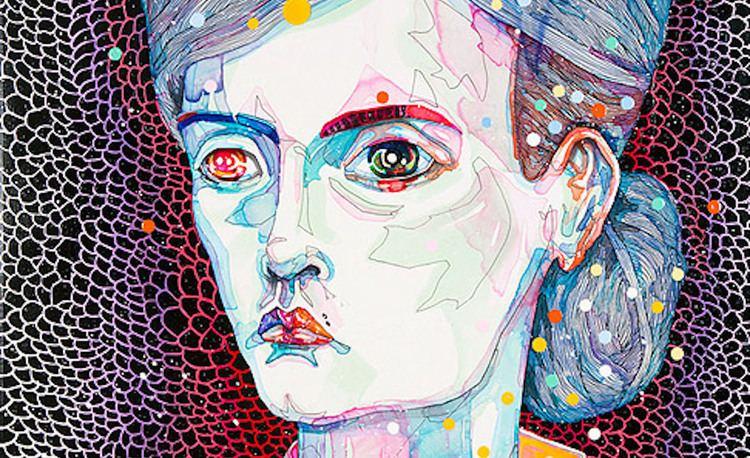 Del Kathryn Barton Insprired by Del Kathryn Barton That Creative Feeling