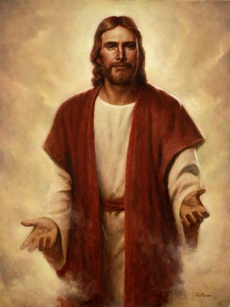 Del Parson Hope in the Second Coming Painting by Del Parson