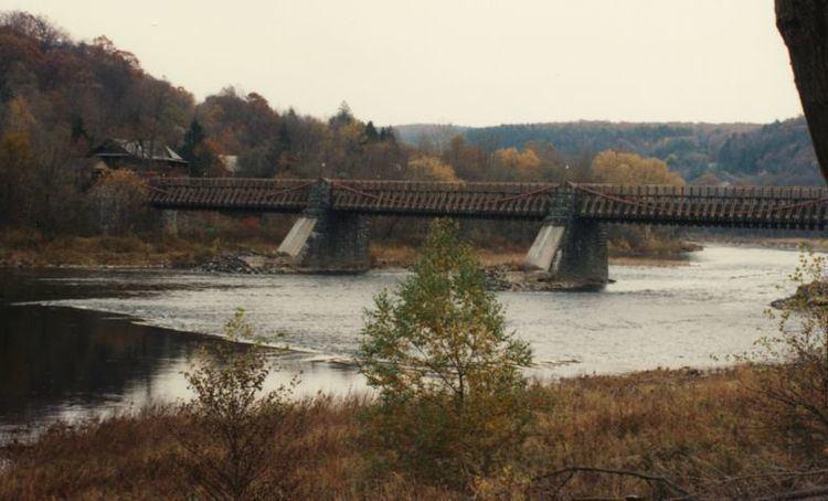 Delaware Aqueduct Bridgemeister Roebling39s Delaware Aqueduct