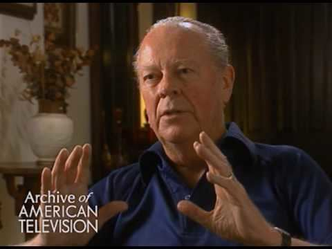 Delbert Mann Delbert Mann on producer and director Fred Coe YouTube