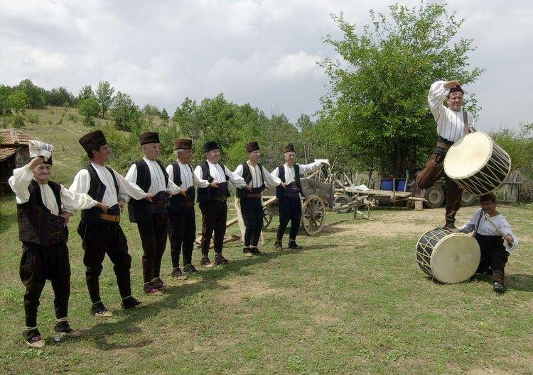 Delcevo Culture of Delcevo