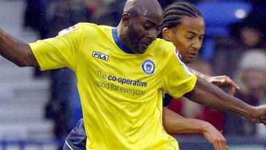 Dele Adebola Dele Adebola Rushall Olympic Player Profile Sky Sports Football