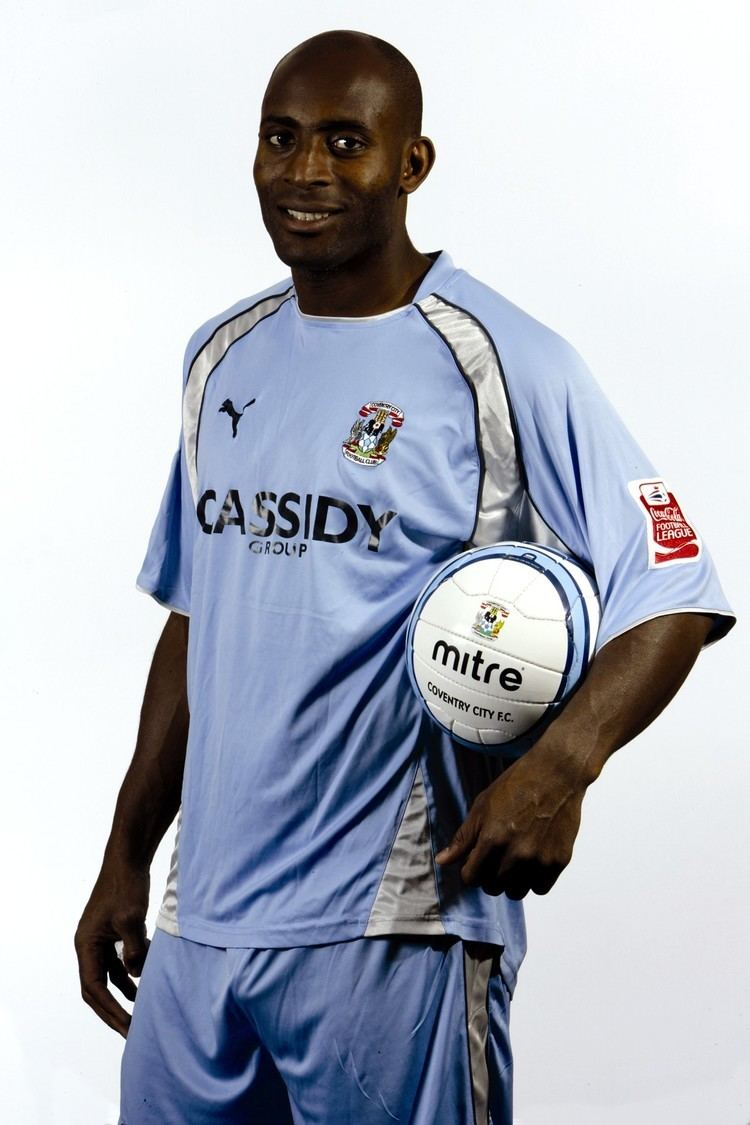Dele Adebola CCFPA Members on show in the Club Legends Cup this month Coventry
