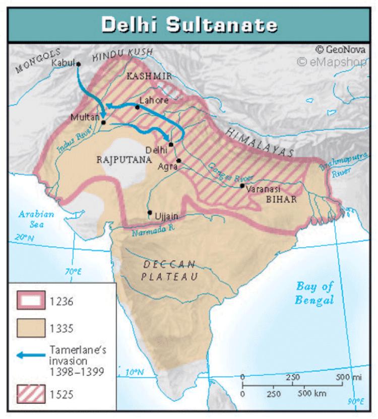 Delhi Sultanate Delhi Sultanate Freemanpedia