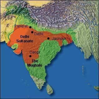 Delhi Sultanate The Delhi Sultanate 1206 1290 IAS