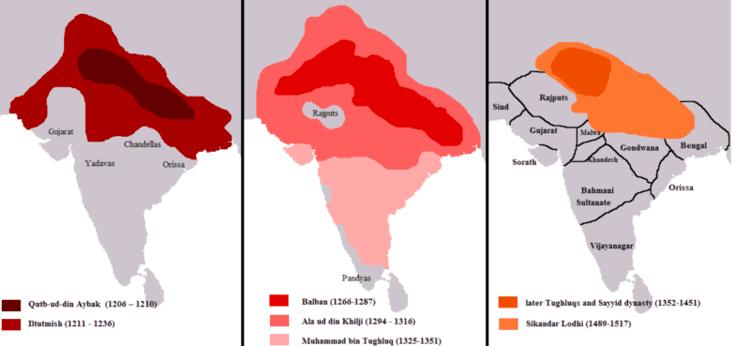 Delhi Sultanate Delhi Sultanate The Slave Dynasty India The Nation