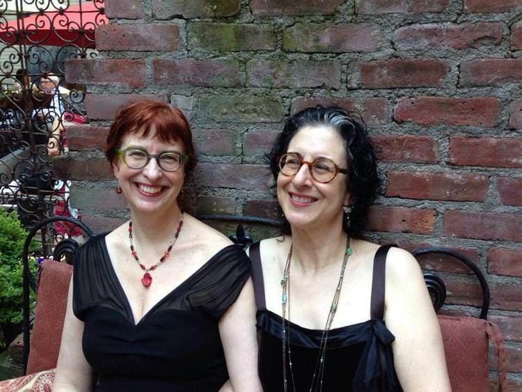 Delia Sherman Wives Ellen Kushner and Delia Sherman on the greatest literary
