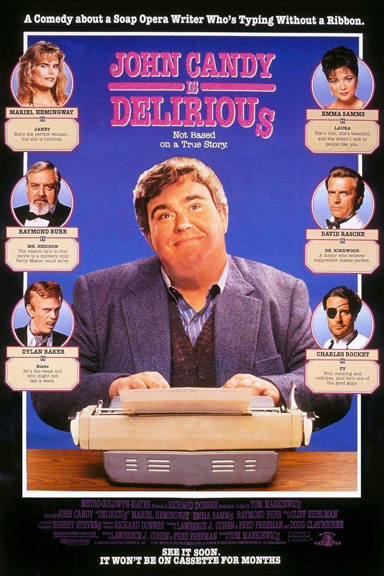 Delirious (1991 film) wwwgstaticcomtvthumbmovieposters10698p10698