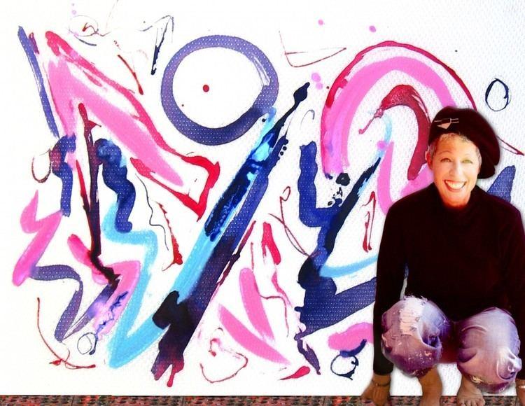 Dellamarie Parrilli Dellamarie Parrilli Artist l contemporary abstract experimental