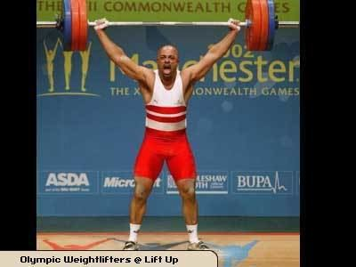 Delroy McQueen Delroy McQueen Olympic Lifters Profiles Lift Up