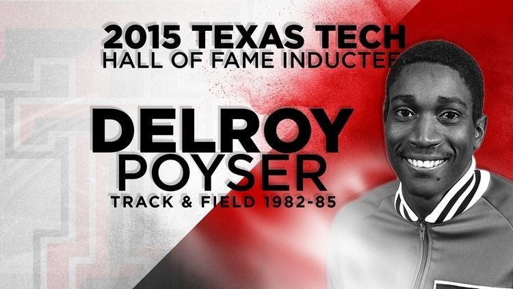 Delroy Poyser 2015 Texas Tech Hall of Fame Delroy Poyser YouTube