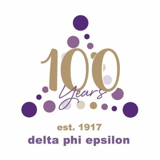 Delta Phi Epsilon (social) Delta Phi Epsilon DPhiEIHQ Twitter