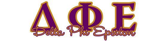 Delta Phi Epsilon (social) Delta Phi Epsilon Fraternity amp Sorority Life Hofstra University