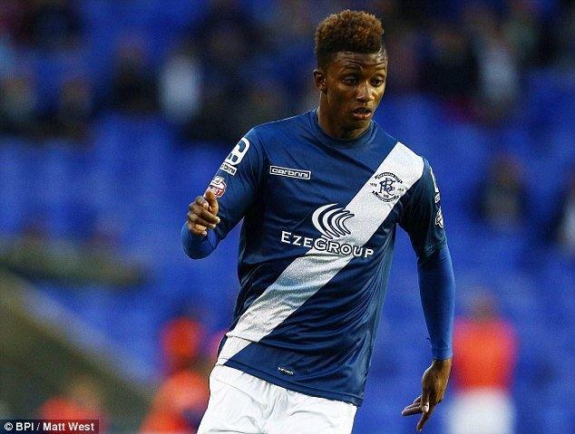 Demarai Gray Leicester City prepare offer for Birmingham winger Demarai
