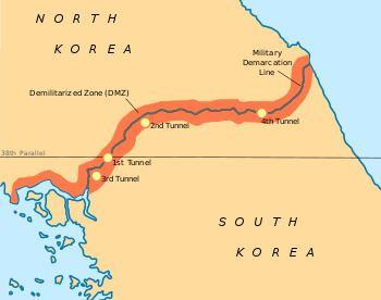 Demarcation line Military Demarcation Line Wikipedia