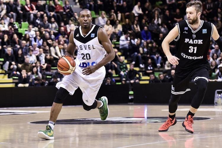 DeMarcus Nelson ASVEL LyonVilleurbanne v PAOK Boxscore Basketball Champions