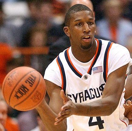 Demetris Nichols Former Syracuse player Demetris Nichols invited to Utah39s