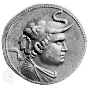 Demetrius I of Bactria Demetrius king of Bactria Britannicacom