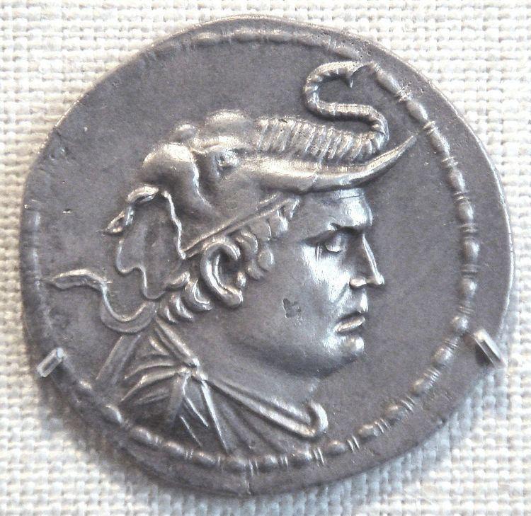 Demetrius I of Bactria