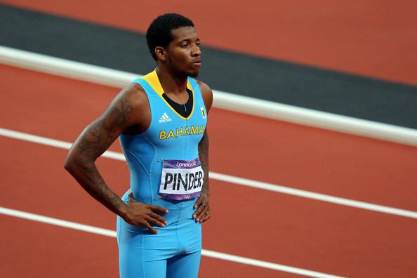 Demetrius Pinder Demetrius Pinder Photos Olympics Day 9 Athletics Zimbio