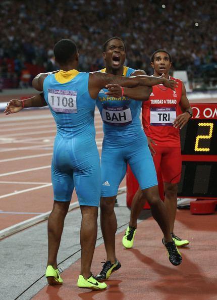 Demetrius Pinder Demetrius Pinder Photos Olympics Day 14 Athletics Zimbio