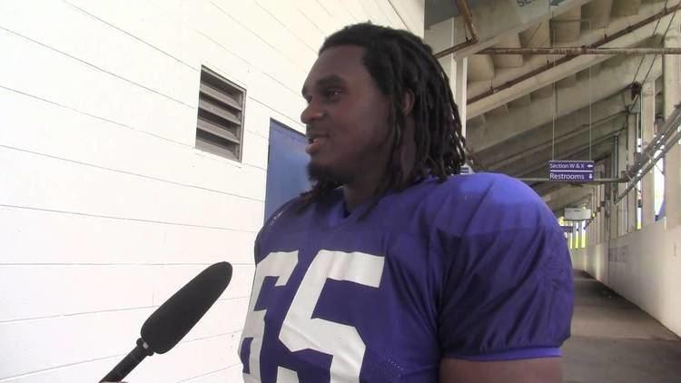 Demetrius Rhaney Demetrius Rhaney Talks to Media After Saturday39s Practice