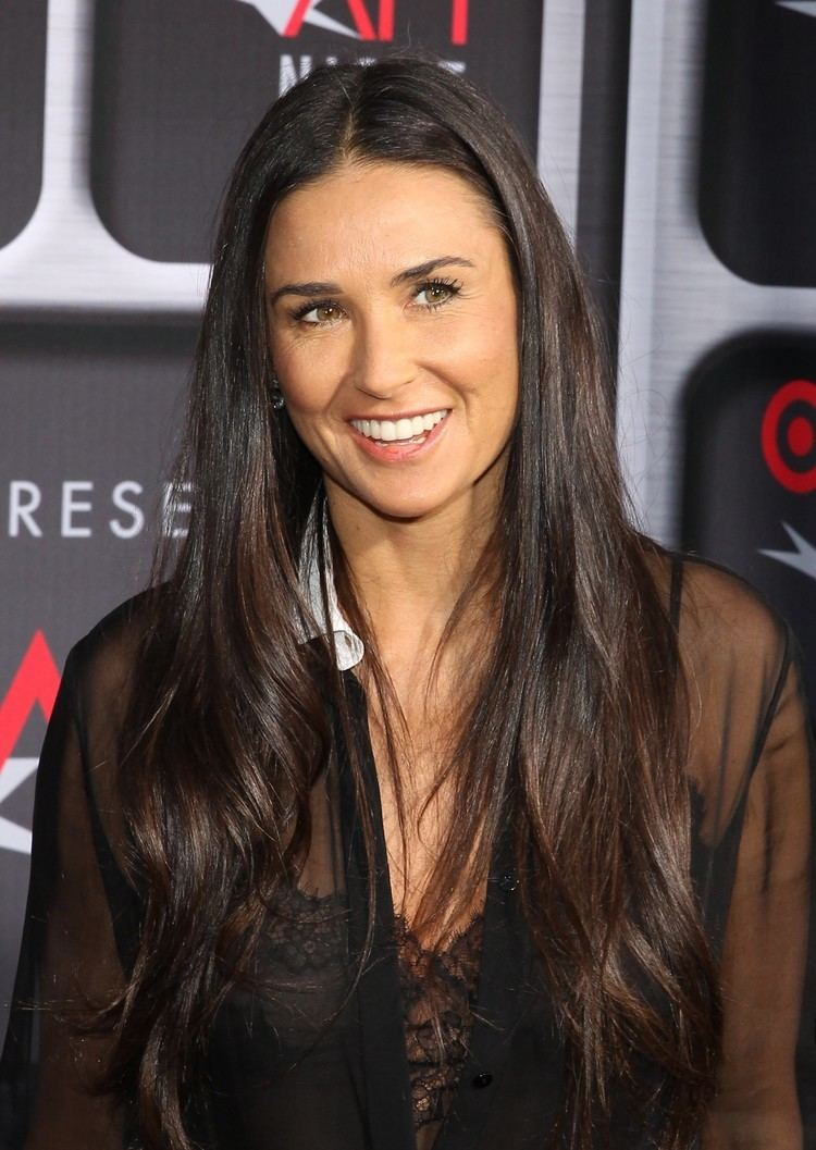 Demi Moore Demi Moore Dating Peter Morton Actress Reportedly