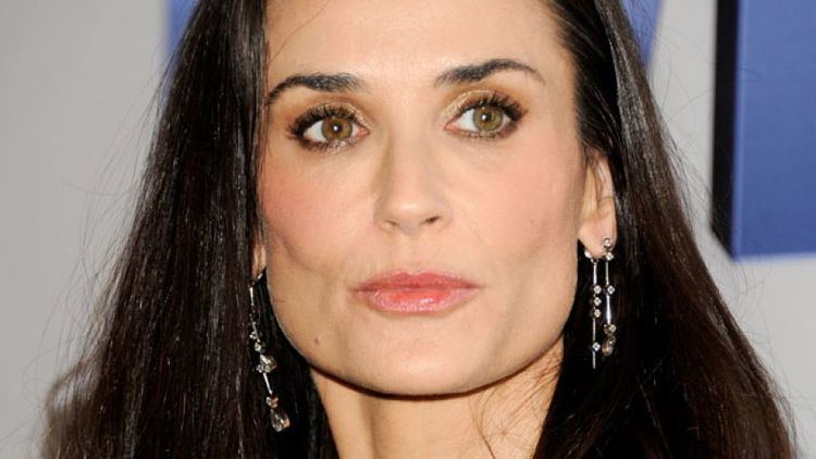 Demi Moore Report Demi Moore 39jealous and frustrated39 over ex Ashton