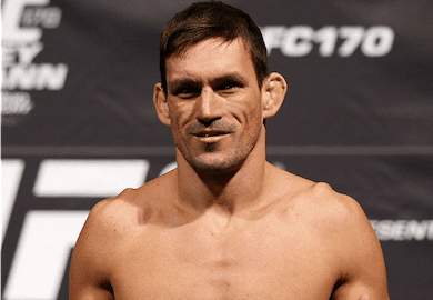 Demian Maia Demian Maia vs Mike Pierce In The Works For Brazil39s May