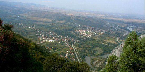 Demir Kapija in the past, History of Demir Kapija