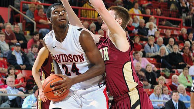 De'Mon Brooks Prospect Report De39Mon Brooks Davidson Basketball Elite