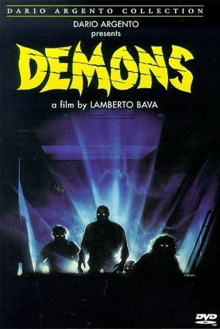 Demons (film) Amazoncom Demons Urbano Barberini Natasha Hovey Karl Zinny