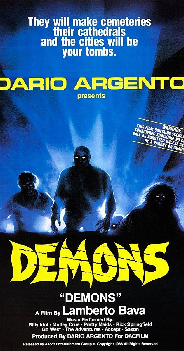 Demons (film) Demons 1985 IMDb