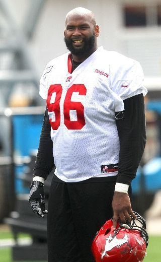 Demonte' Bolden Calgary Stampeders DT Demonte Bolden back from injury and hoping to