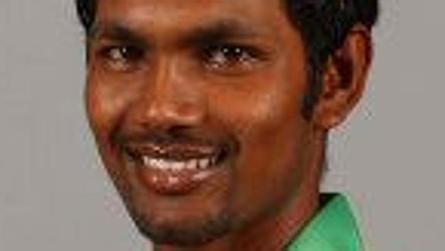 Denesh Ramdin (Cricketer) playing cricket