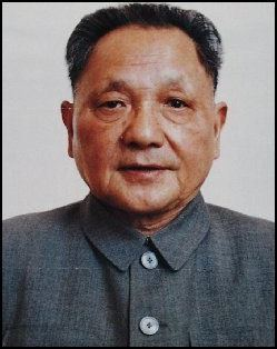 Deng Xiaoping DENG XIAOPINGS LIFE Facts and Details
