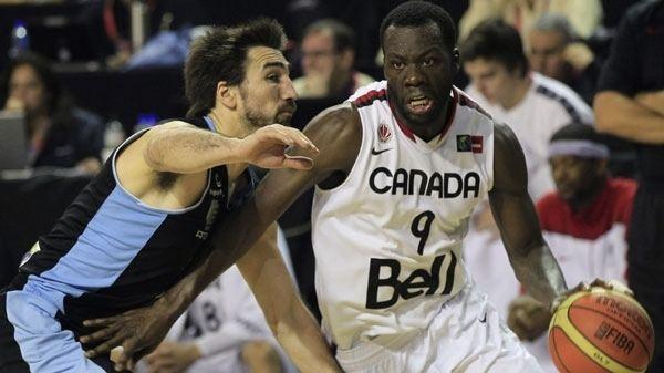 Denham Brown Canadian basketball star signs to fledgling league CTV
