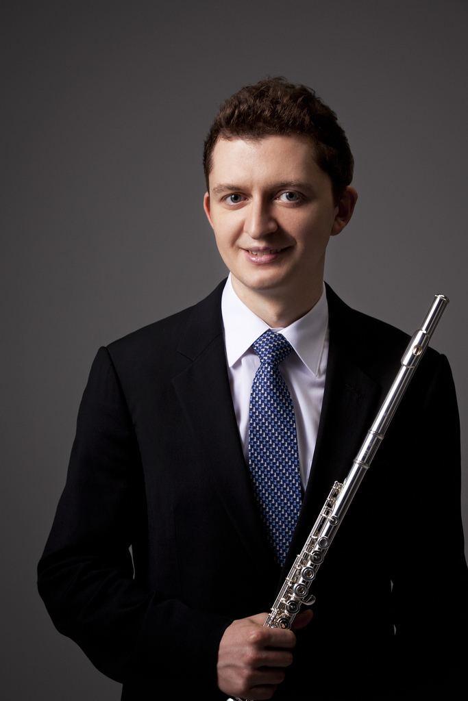 Denis Bouriakov Denis Bouriakov Flute