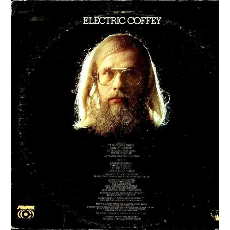 Denis Coffey electric coffey by DENNIS COFFEY AND THE DETROIT GUITAR