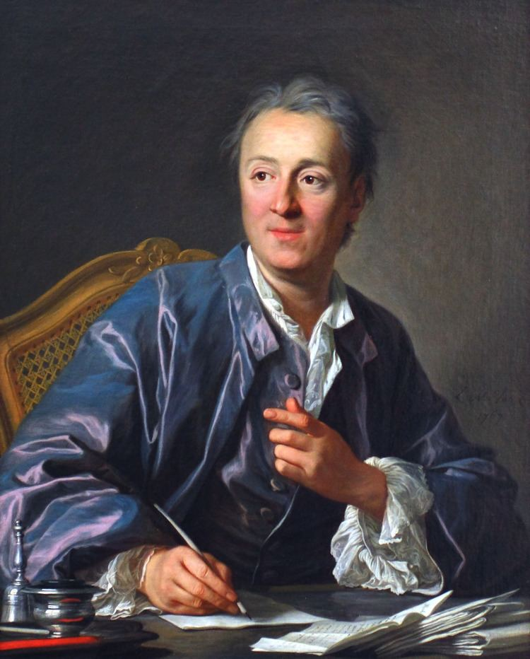 Denis Diderot Denis Diderot Wikipedia the free encyclopedia