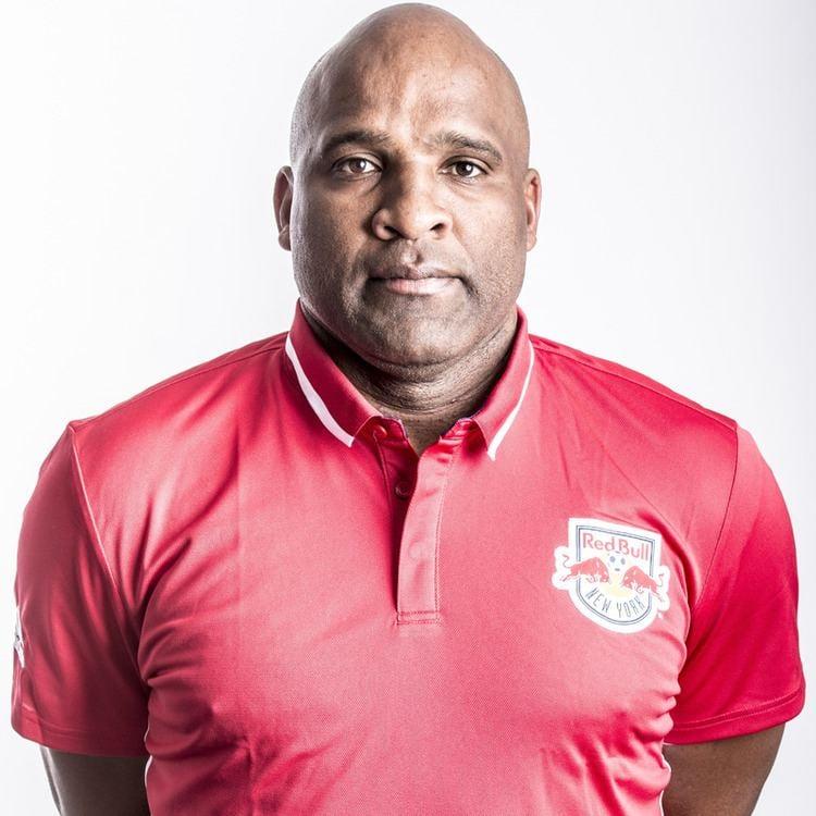 Denis Hamlett Denis Hamlett Sporting Director New York Red Bulls