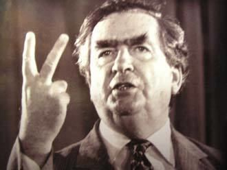 Denis Healey Veteran Labour politician Denis Healey dies NEWTEKWORLDNEWS