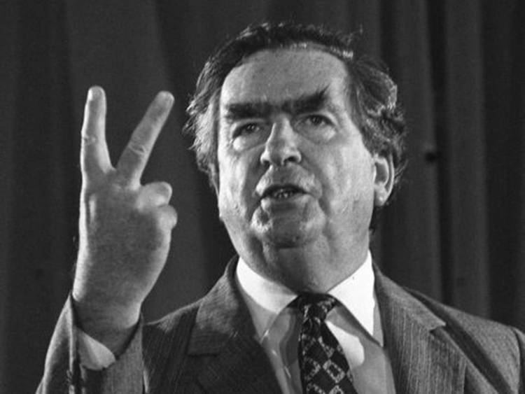 Denis Healey Denis Healey Remembering the 39best leader the Labour