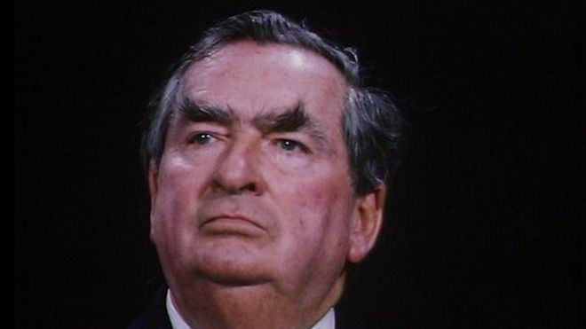 Denis Healey Denis Healey Obituary of former Labour minister BBC News