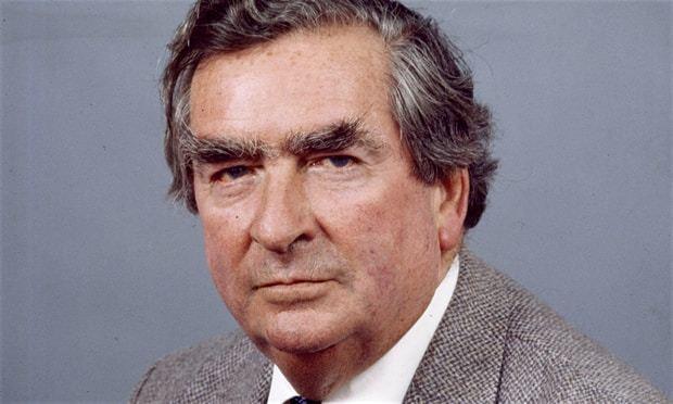 Denis Healey Lord Healey obituary Politics The Guardian