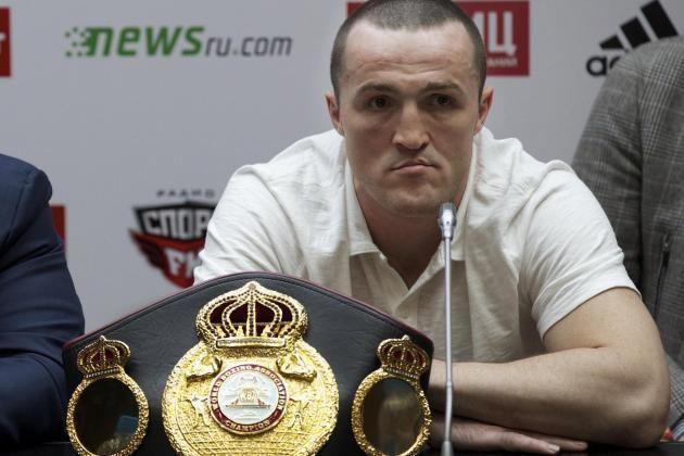 Denis Lebedev Denis Lebedev vs Youri Kalenga Fight Time Date