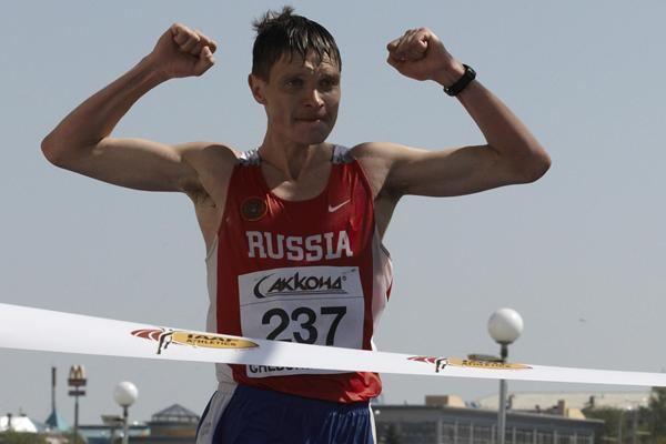 Denis Nizhegorodov Athlete profile for Denis Nizhegorodov iaaforg